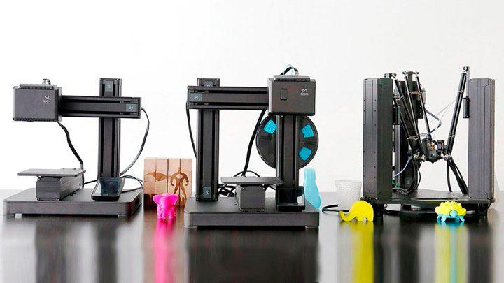 3D-принтер, лазерный гравер и фреза