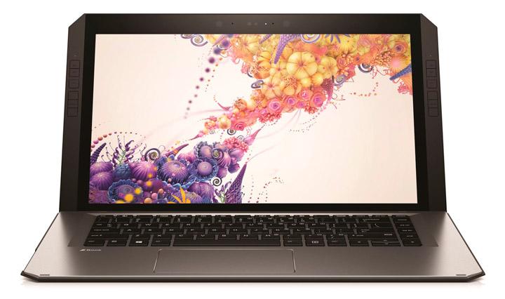 Остальные спецификации ZBook x2