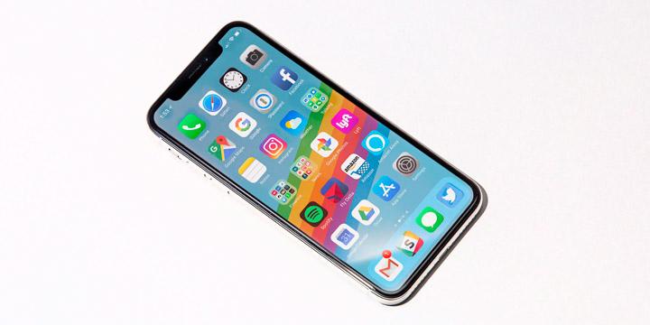 Дисплей iPhone X имеет склонность к «выгоранию»!