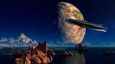 НЛО гигантских размеров обнаружен в Солнечной системе