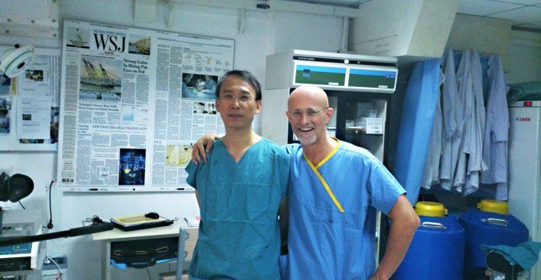 Первая успешная пересадка человеческой головы