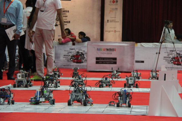 РФ на World Robot Olympiad 2017