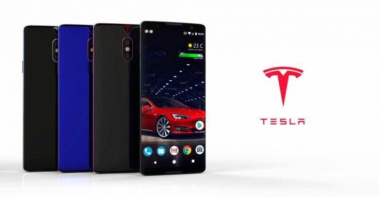 Tesla Phone. Концепт смартфона от Илона Маска (фото и видео)
