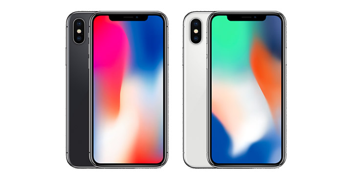 Стартовали онлайн продажи iPhone X