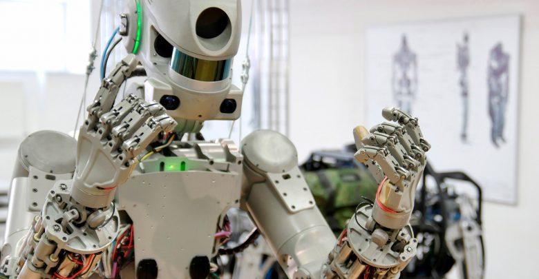 FEDOR – отечественный робот-космонавт