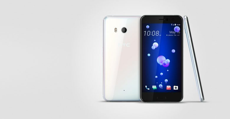 HTC представила «пластиковую» версию флагмана U11