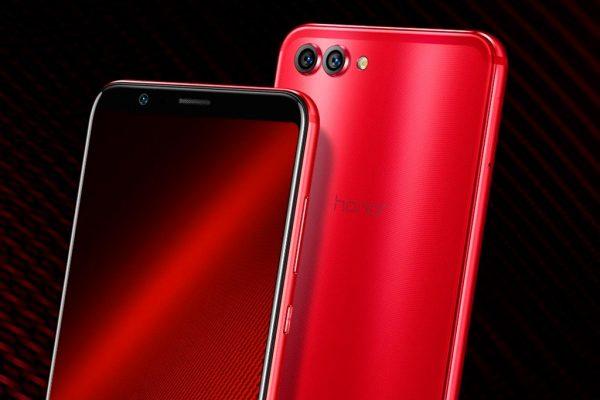 Смартфон Honor V10 – новый флагман от Huawei
