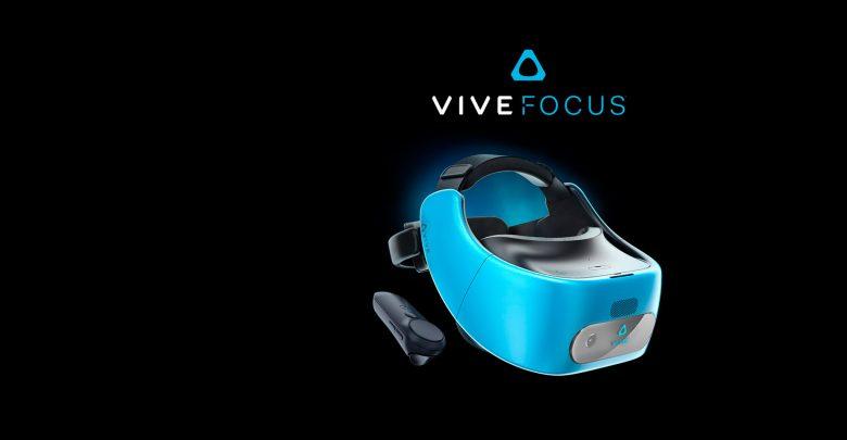 VR-шлем VIVE FOCUS появится в продаже до конца года.