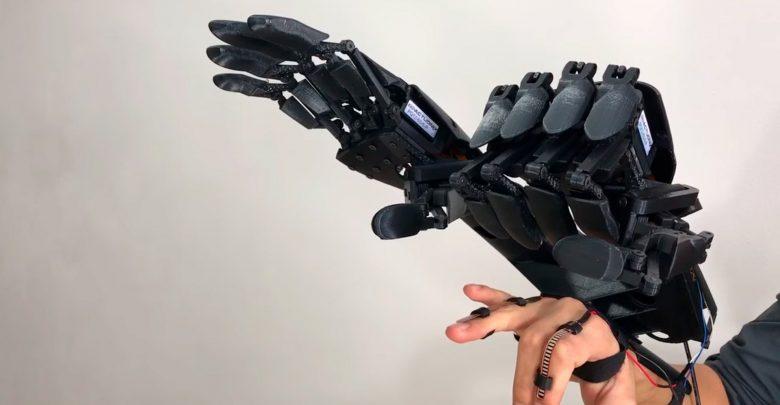 Youbionic запустила в серию «двурукий» протез