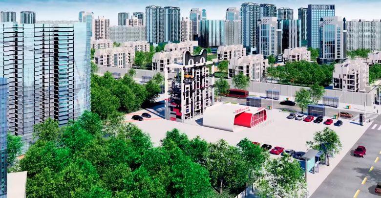 Alibaba планирует запуск автоматов для продажи авто