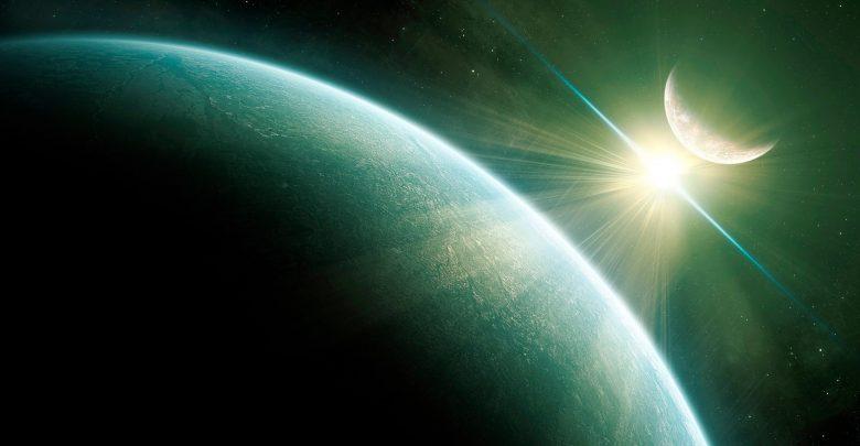 Где зародилась первая жизнь? Правильно, в космосе!