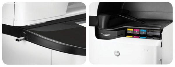 Характеристики и возможности HP PageWide Pro 777z
