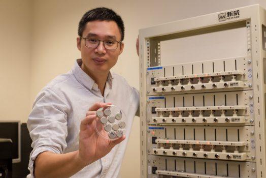 В Китае создали батарею, способную заряжаться за 1 секунду!