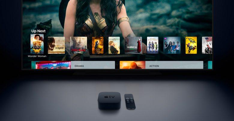 Apple выпустили апдейт tvOS 11.2