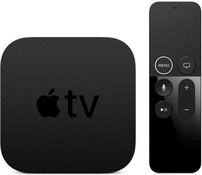 Apple выпустила апдейт tvOS 11.2