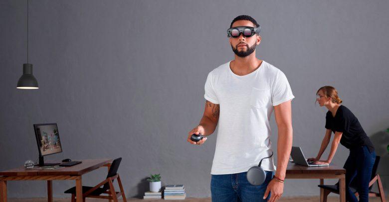 AR-очки от Magic Leap с внешним блоком управления (Видео)