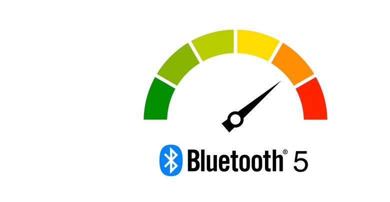 Bluetooth 5 ≤ 800 метров радиус действия. Как вам?