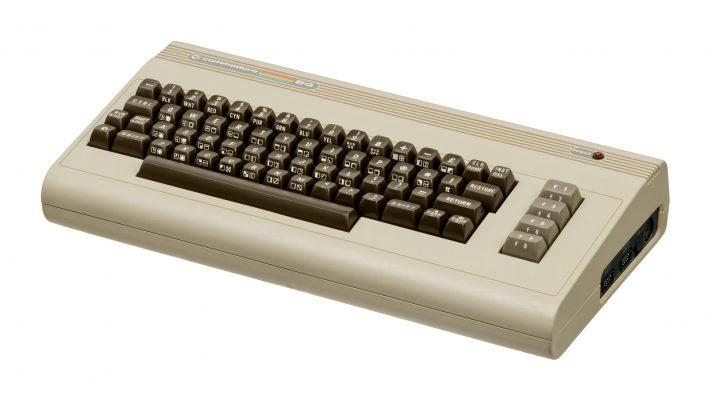 Компьютер Commodore 64 PC