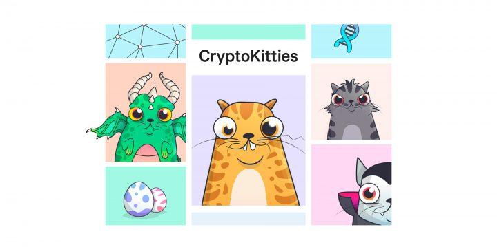 Любите котиков? Вам в CryptoKitties!