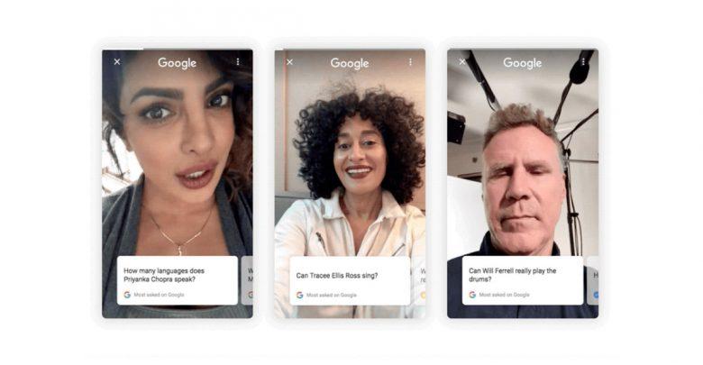 Google начал отвечать видеоисториями на поисковые запросы