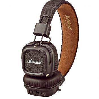 Monitor Bluetooth Black и Major II Bluetooth Black новые «уши» от Marshall