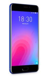 MEIZU M6 — старт продаж смартфона в России