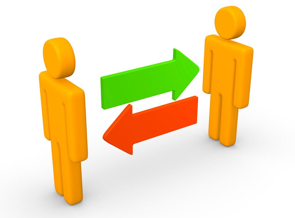 Принцип peer-to-peer протокола