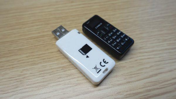 Zanco Tiny T1 – самый маленький сотовый телефон