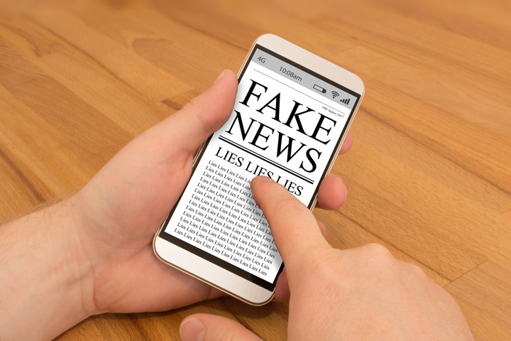 Блокчейн поможет найти фейковые новости
