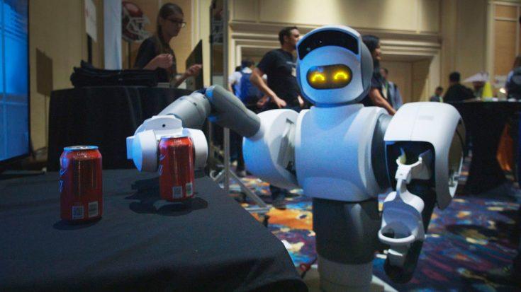 Домашний робот-помощник Aeolus разработали в США