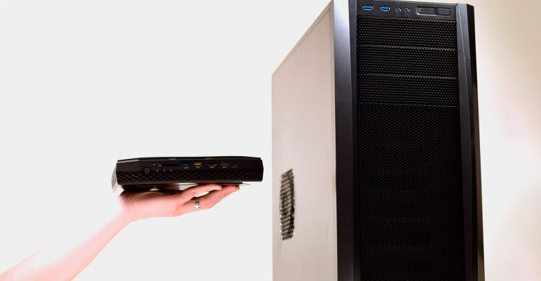 Компьютеры NUC8i7HVK и NUC8i7HNK стали самыми компактными для VR-контента