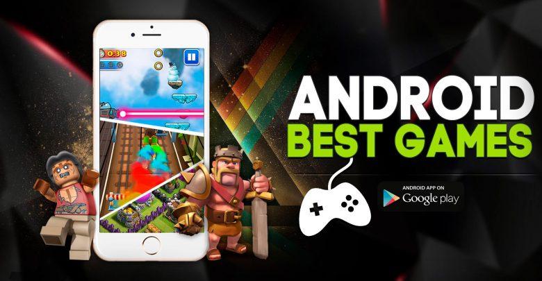 Лучшие игры для смартфонов на Андроид. ТОП-10