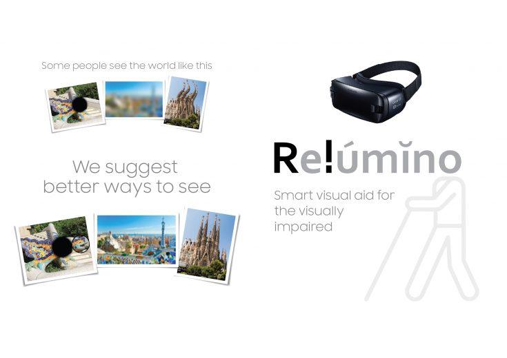 Чудо медицины - очки Relumino для слабовидящих