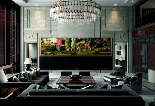 Премиальные модели телевизоров пользуются большим спросом