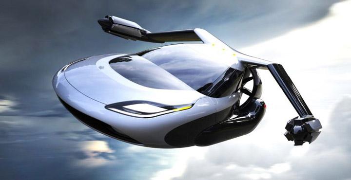 Российский «летающий автомобиль» полетит в 2021 году