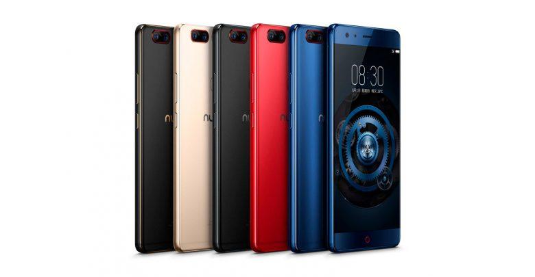 Новый смартфон Nubia Z17 стал лучшим в тесте Master Lu