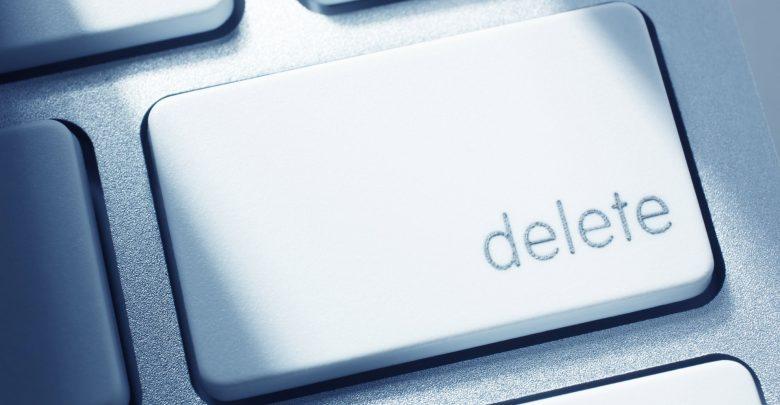 Пользователи могут легко удалить свои данные из Google