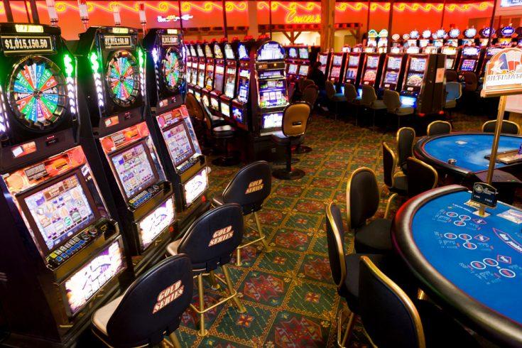 Вселенная азарта – казино Вулкан!