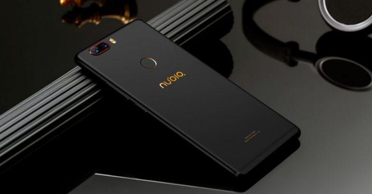 Новый смартфон ZTE Nubia Z17 стал лучшим в тесте Master Lu