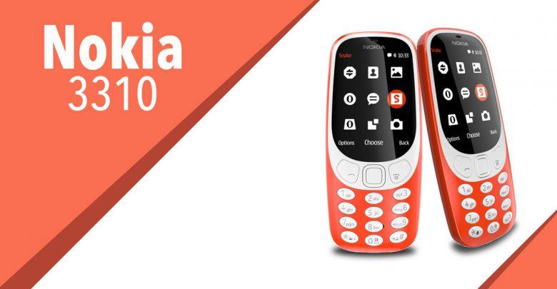 Вышла новая версия Nokia 3310 (2018)