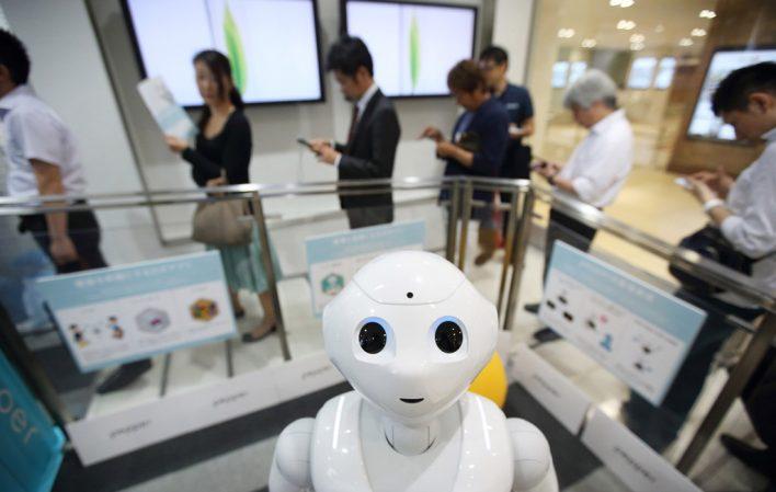 Pepper — первый робот-продавец «уволен» отработав всего неделю