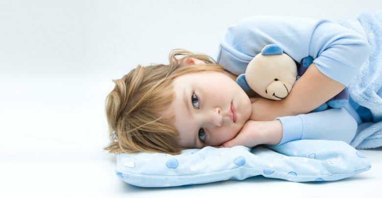 Почему не спят дети?
