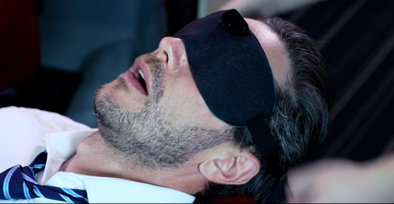 Snore Circle – «умная» маска, предупреждающая храп