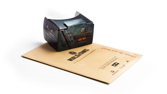 Разработана VR-версия игры World of Tanks