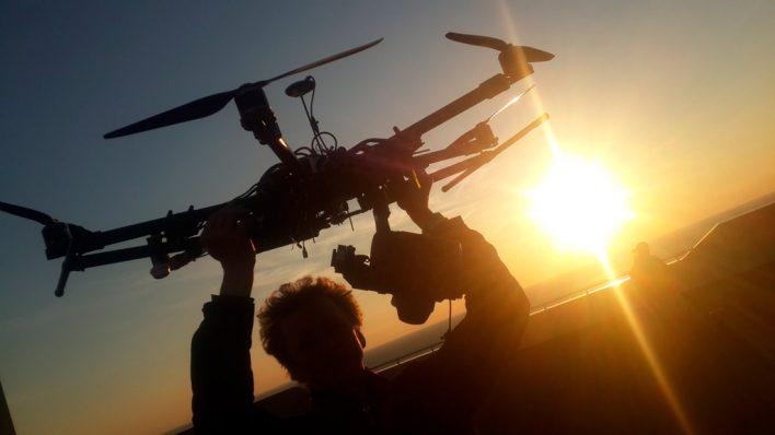 Квадрокоптер — многофункциональное семейное развлечение