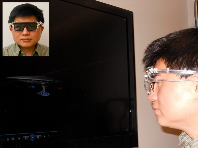 4D-очки имеют эффект приближения движущихся объектов