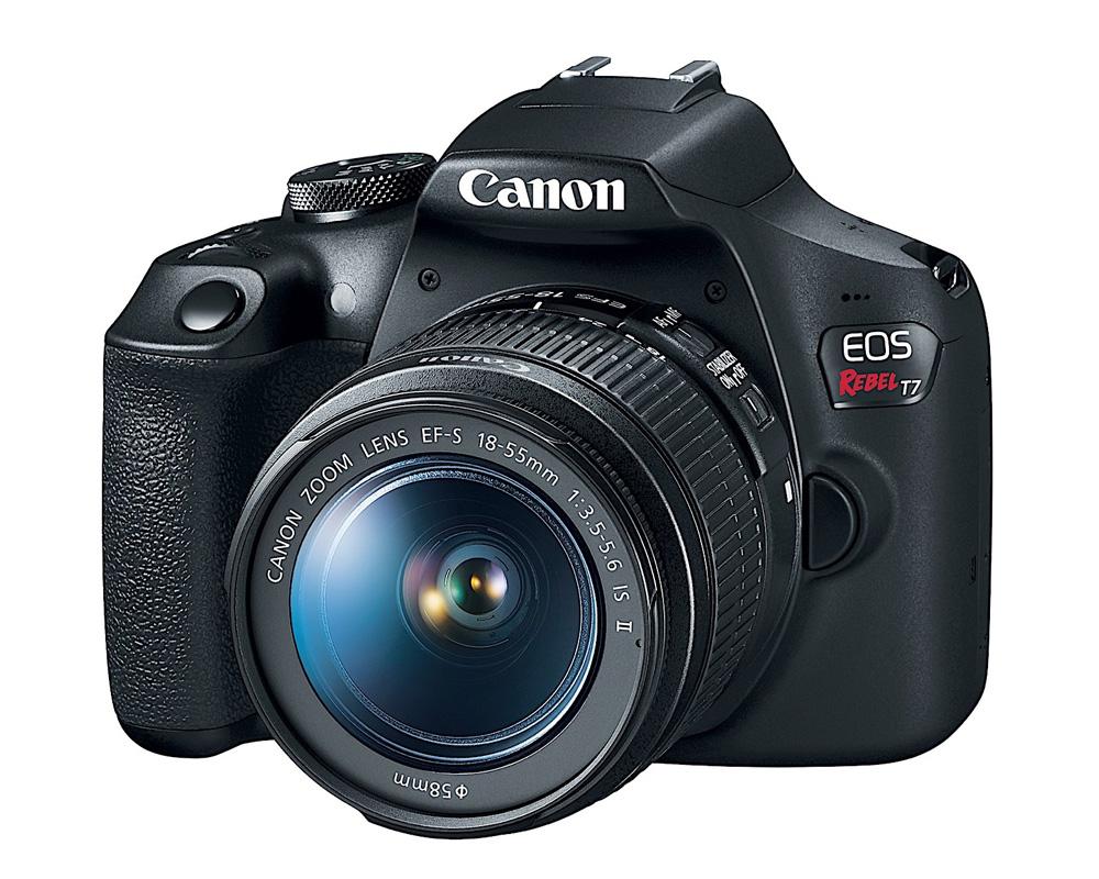 Canon представила зеркальную камеру для начинающих EOS 2000D