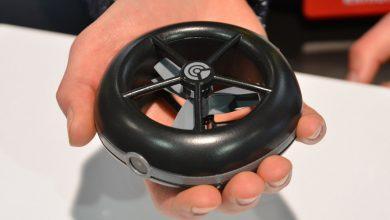 В Канаде создан уникальный дрон Cleo с двумя винтами