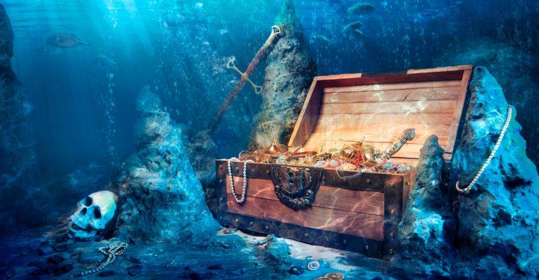 Подводные дроны отправятся на поиски кладов!