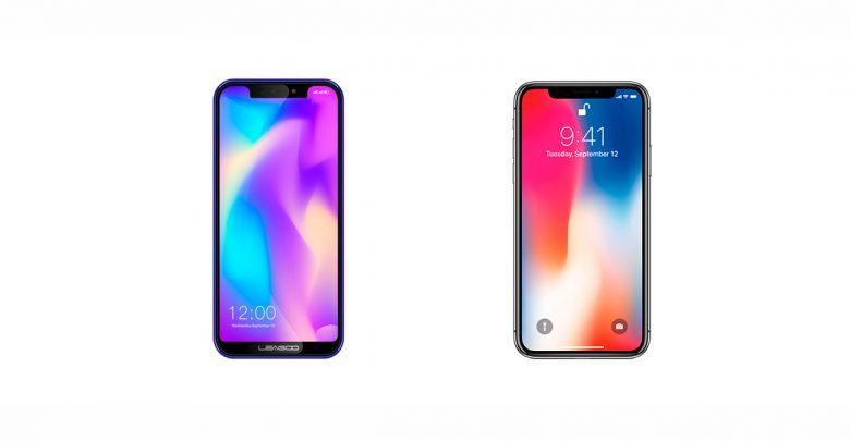 Смартфон Leagoo S9 — почти такой же, как iPhone X, но за 150 долларов